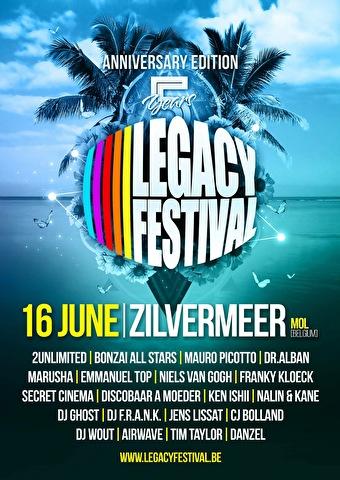 Legacy Festival (flyer)