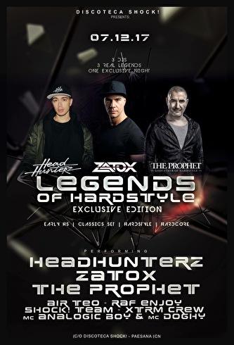 Legends of Hardstyle (flyer)