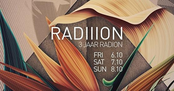 RADIIION (flyer)