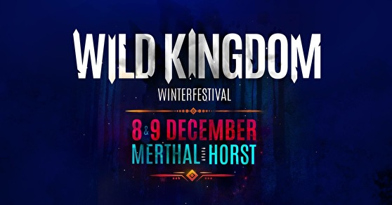 Wild Kingdom Winterfestival (flyer)