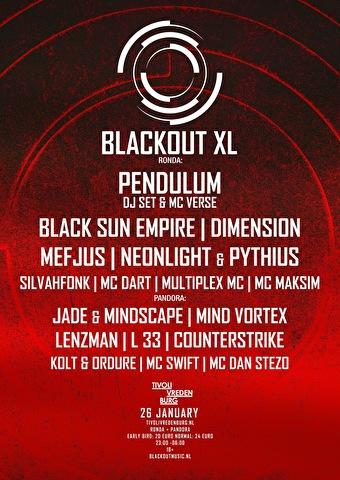 flyer Blackout XL