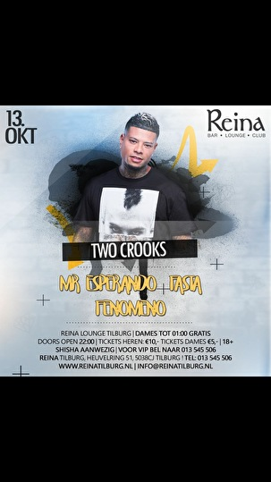 Two Crooks (flyer)
