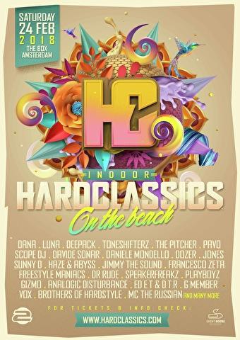 HardClassics on the Beach (flyer)