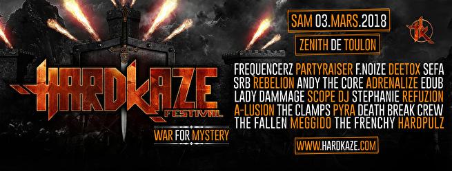 Hardkaze Festival (flyer)