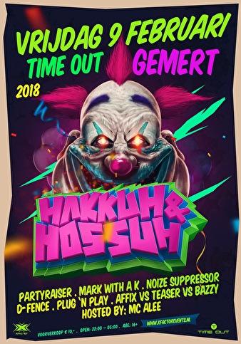 Hakkuh & Hossuh (flyer)