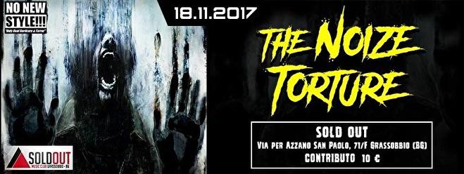 The Noize Torture (flyer)