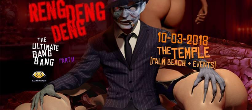 Visitors  C2 B7 Reng Deng Deng  C2 B7 The Ultimate Gang Bang Part Ii  C2 B7  Palm Beach Events Heerhugowaard Line Up A Kriv Aggressive Alien T Amada