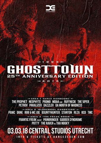 Ghosttown (flyer)