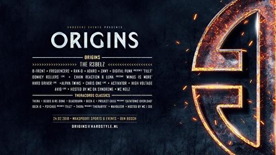 Origins (flyer)