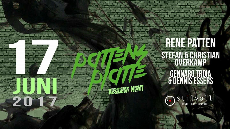 Patten\'s Platte · 17 June 2017, Stilvoll Club, Neuss · event