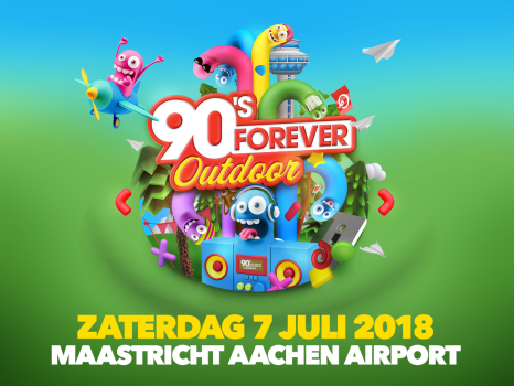 90's Forever Outdoor (flyer)