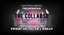 The Collabse (flyer)