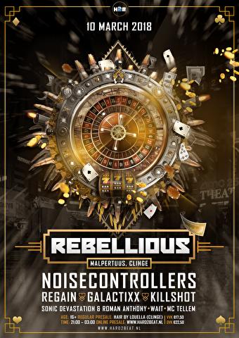 Rebellious (flyer)