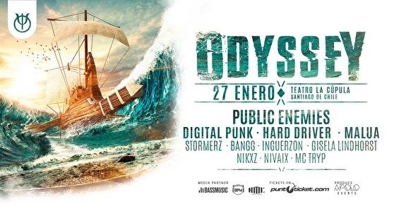 Odyssey (flyer)