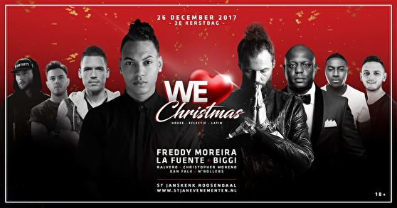 WE Love Christmas (flyer)