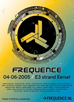 Frequence Outdoor #5 (flyer)