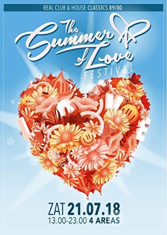 Summer of Love Festival (flyer)