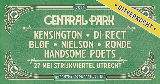 Central Park Festival 27 May 2017 Strijkviertel De Meern Event