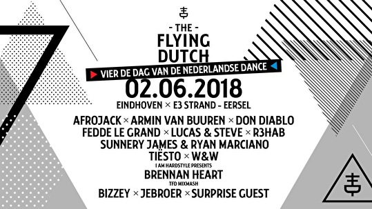 The Flying Dutch (flyer)