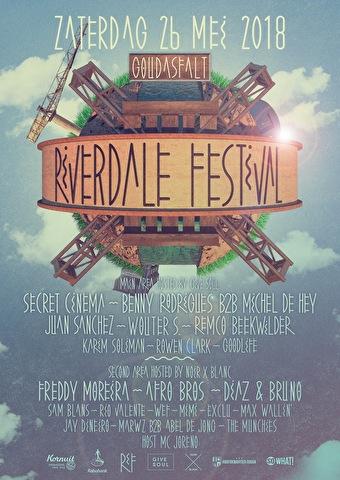 Riverdale Festival (flyer)