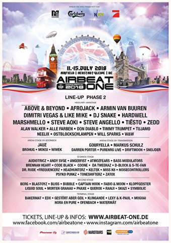 Airbeat-One Festival (flyer)