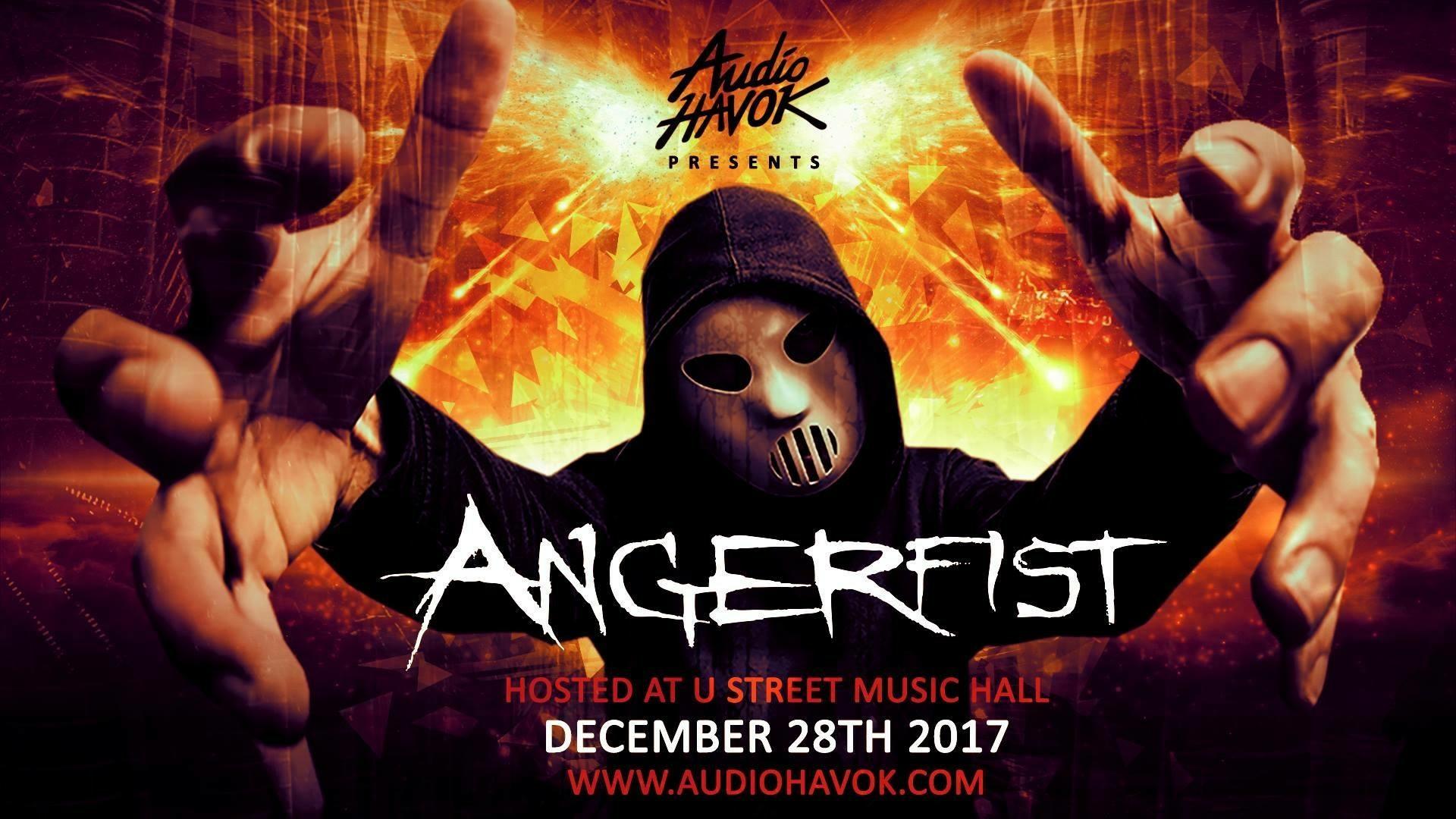 Audio Havok Angerfist Tickets Line Up Info
