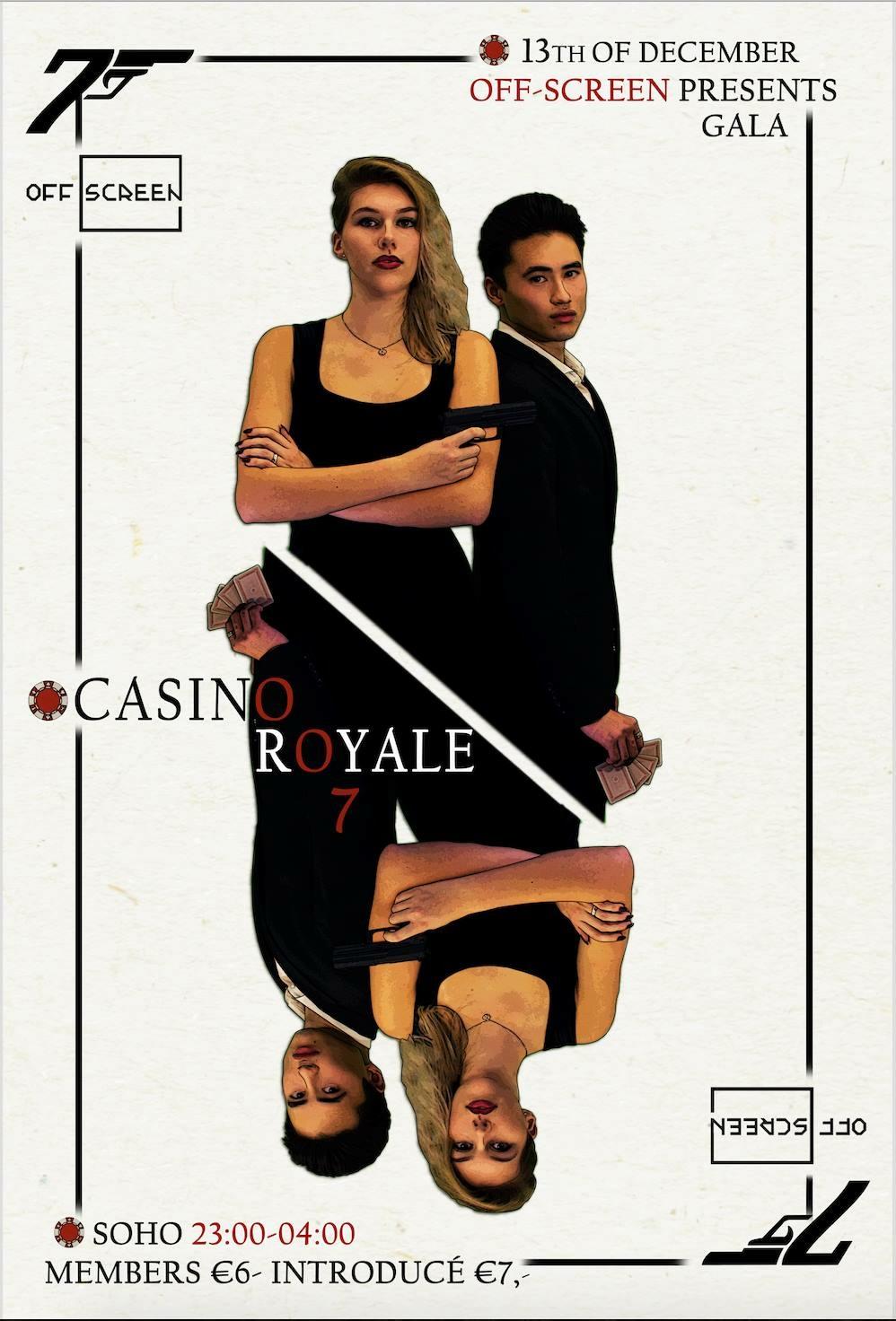 007 casino roial