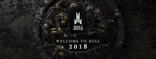 Hell Festival (flyer)