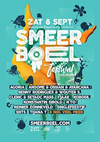 flyer Smeerboel Festival