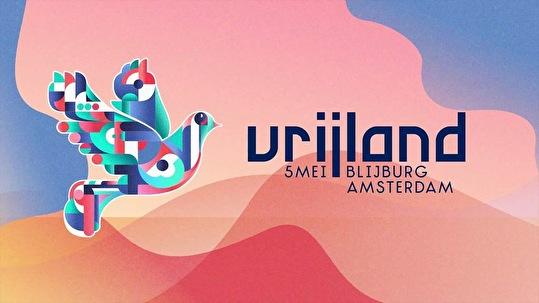 Vrijland Festival (flyer)
