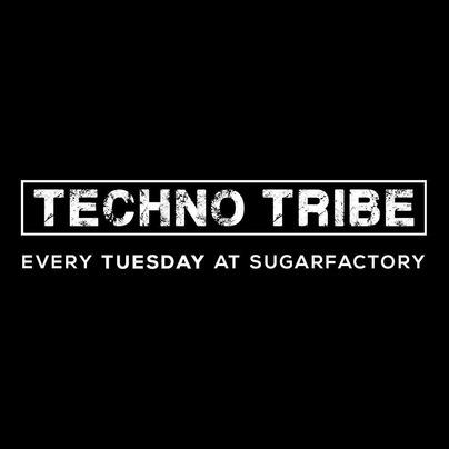 Techno Tribe (flyer)