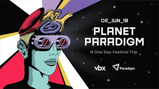 Planet Paradigm (flyer)