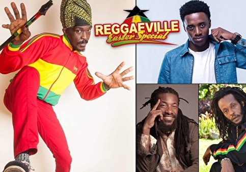 Reggaeville (flyer)