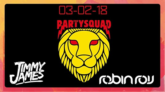 The Partysquad (flyer)