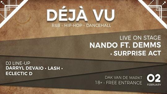 Deja Vu (flyer)