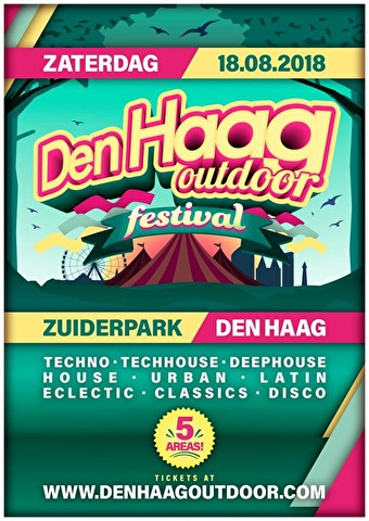 flyer Den Haag Outdoor