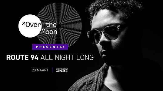 Over The Moon presents (flyer)