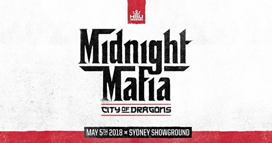 Midnight Mafia (flyer)