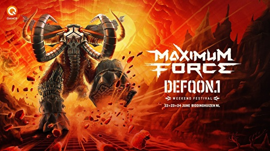Defqon.1 Weekend Festival (flyer)