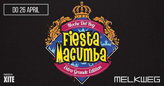 Fiesta Macumba XL (flyer)