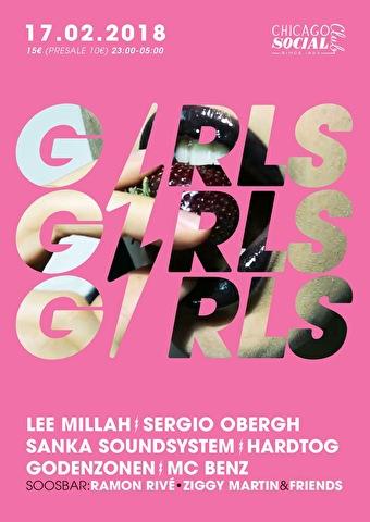 Girls Girls Girls (flyer)