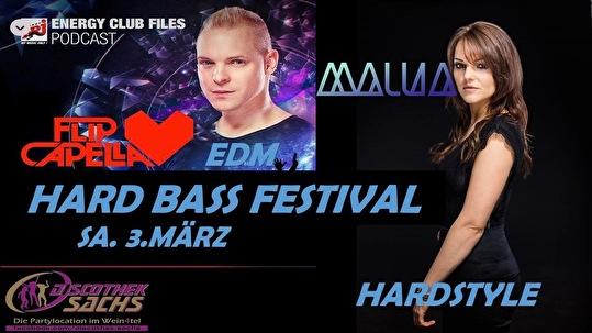 Hard Bass (flyer)