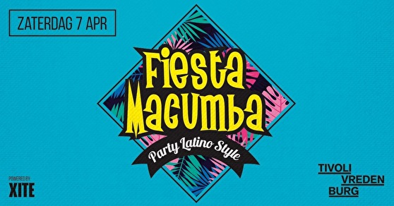 Fiesta Macumba (flyer)