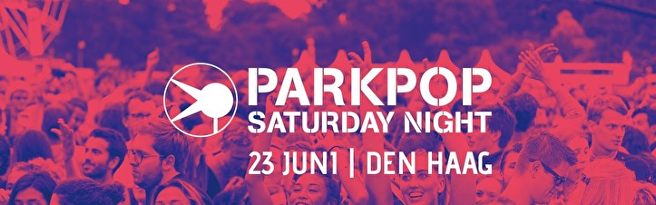 Parkpop Saturday Night (flyer)
