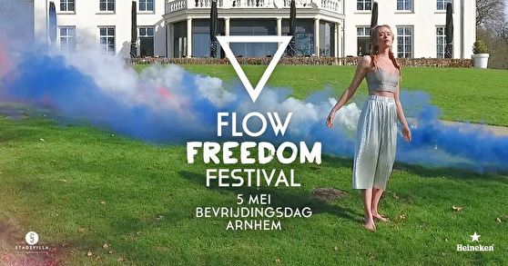 Flow Freedom Festival (flyer)