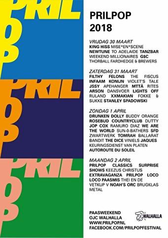 Prilpop Festival (flyer)