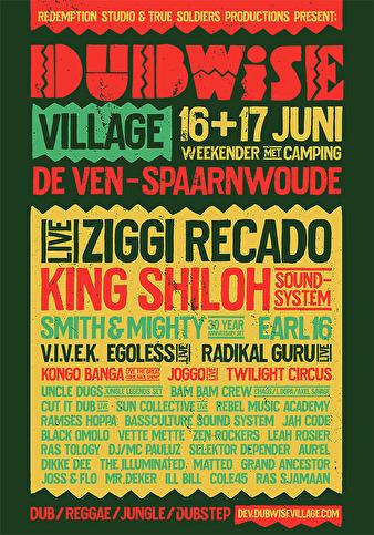Dubwise Village (flyer)