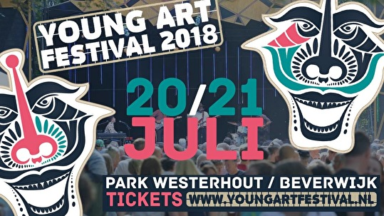 Young Art Festival 2018 (flyer)