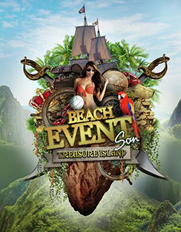 Beach Event Son (flyer)