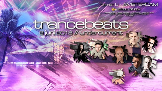 TranceBeats (flyer)